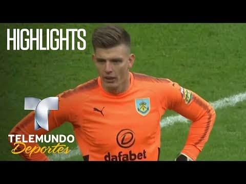 Highlights: Highlights Manchester City 3-0 Burnley | Premiere League | Telemundo Deportes