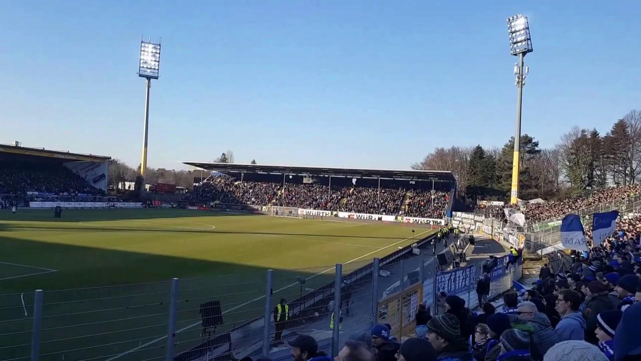 Aufstellung Darmstadt 98