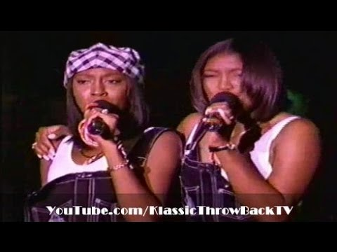 "SWV - ""So Into You"" Live (1993)"