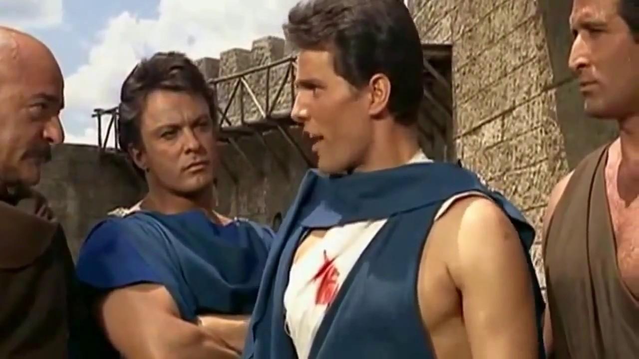Maciste l'eroe più grande del mondo/Goliath and the Sins of Babylon (1963)  Chariot scene - YouTube