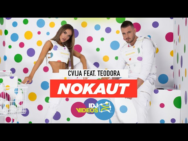 CVIJA X TEODORA - NOKAUT (OFFICIAL VIDEO)