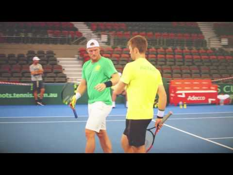 Australia v USA: Davis Cup quarterfinal preview