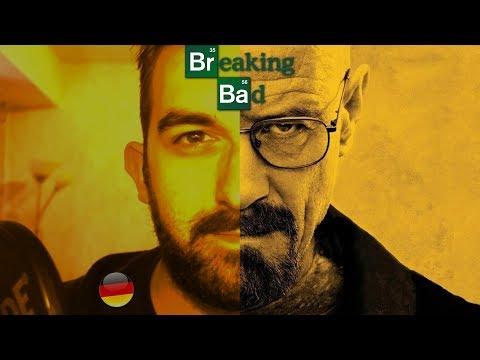 LEARN GERMAN🧪 Breaking Bad + El Camino (Listening Practice)