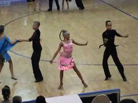 German Pugachev &  Ariadna Tishova, Jive, Final, Junior II Open Latin, Moscow Championship - 2016