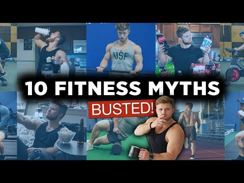 10 Fitness Myths Busted In 10 Minutes