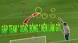 "Việt Nam solo team "" trẻ trâu "" Dream League Soccer 2019"