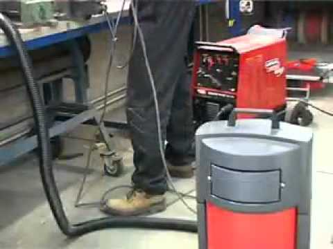 Buy Lincoln Miniflex Portable Fume Extractor 110v - Welding Supplies