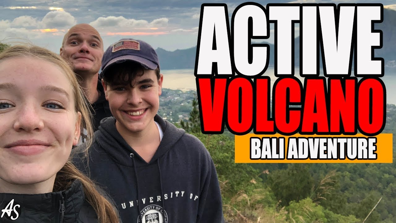 Download Family Bali Adventure - Active Volcano Sunrise Trekking - TIPS For SURVIVAL!