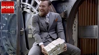 Conor McGregor is the UFC's Biggest Draw Ever