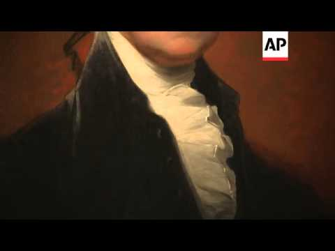 18th century paintings restored to original quality