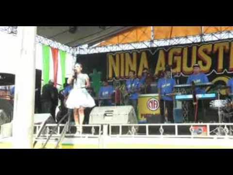 Nina Agustin - Indramayu Papua live pengauban