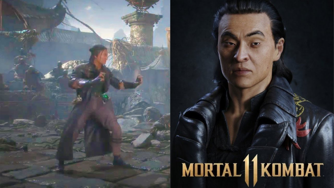 Shang Tsung Has His Movie Skin 3 Loadouts Showcase Mortal