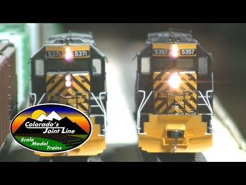 How to Install a MARS Light in an Model Railroad HO Scale Locomotive