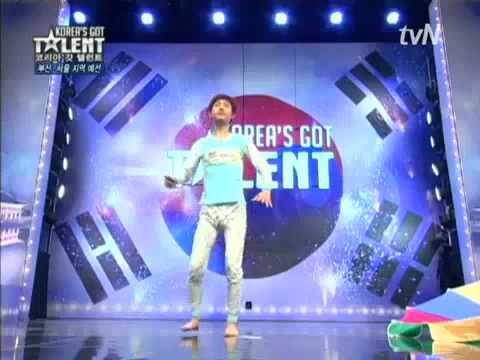 KOREA'S GOT TALENT (funny moments)