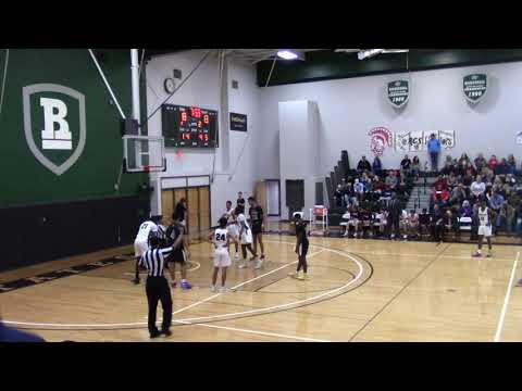 Richmond Christian School vs Amelia Academy Tournament Championship Game 2019-2020