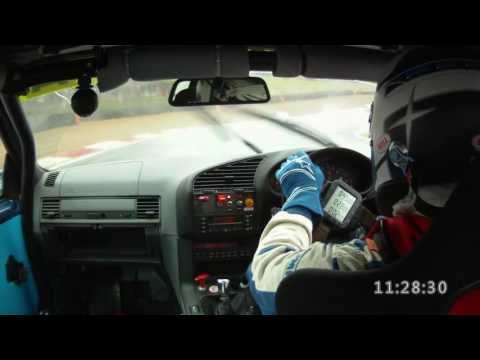 2016 TDC Round 7 Brands Hatch Indy Qualifying on board with James Britton