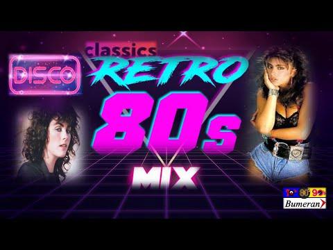 DISCO 80'S Retromix  Classics
