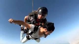 skydive _ palm jumeirah _ DUBAI _ UAE _ WASEEM