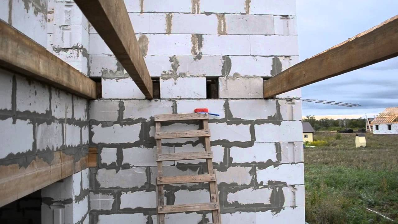 Балкон торцевые крепления балок 2 черные шурупы - youtube.