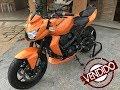 VENDIDO !!! Kawasaki Z750 2012 Raridade !