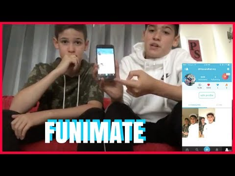 Funimate Tutorial || Max & Harvey