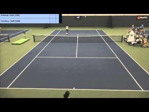 Koser Jewelers $25,000 Tennis Challenge 8/10/15