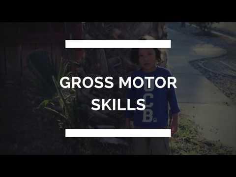Gross Motor Skills With Gavin at Luisito TV