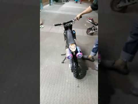 mini bike eshaust pipe audio  in bombay games mira road,  8655558772 sale