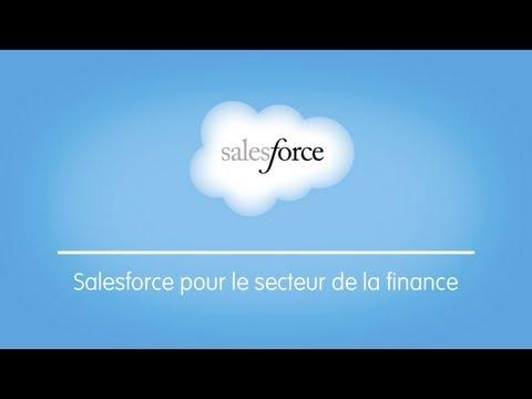 Démo des Solutions Salesforce-Secteur Finance