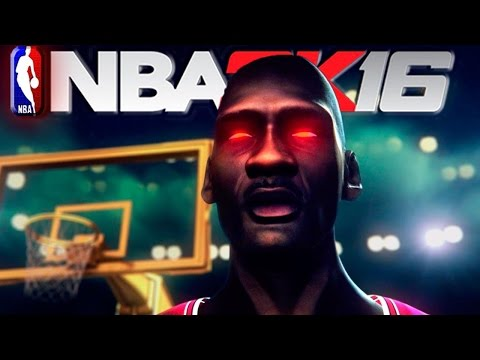 NBA 2K16 HOT Animated Trailer ft. Michael Jordan, Steph Curry & More