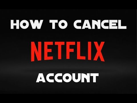 How To Cancel Netflix Account through iTunes