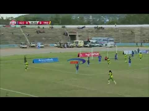 MAGOLI   ALLIANCE FC 1-2 YANGA