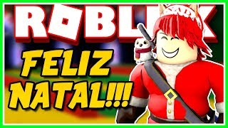 ROBLOX-MERRY CHRISTMAS AND ADDING SUBSCRIBERS!!! END OF YEAR PERFORMANCES AT ROBLOX GAMES!!
