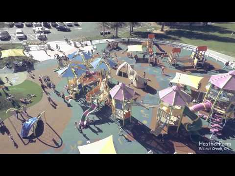 Heather Farm Park - Walnut Creek - Miracle Playsystems