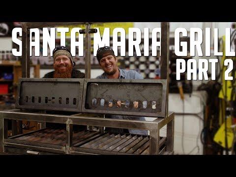 STCG Santa Maria Grill Build: Part 2 Of 6