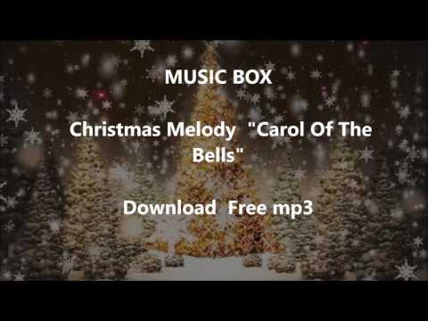 Carol Of The Bells - DIY Music box  30 notes (free strip)