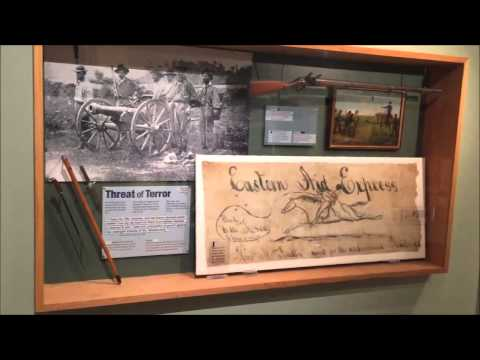 07 Kansas Historical Society Museum Topeka Kansas Part 1