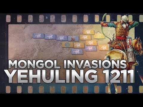 Mongols: Rise of the Empire  Battle of Yehuling 1211 DOCUMENTARY