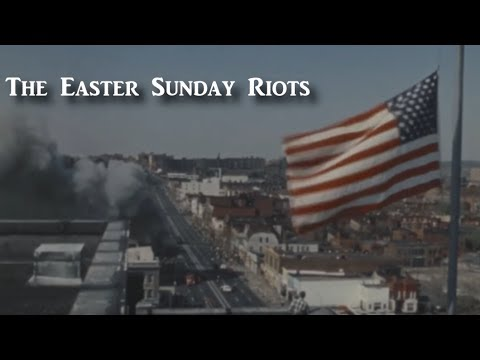 The Easter Sunday Riots (2017) - Short Documentary Experience