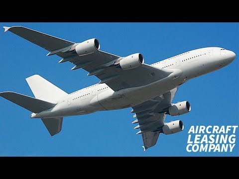 WHAT IS AN AIRCRAFT LEASING COMPANY?