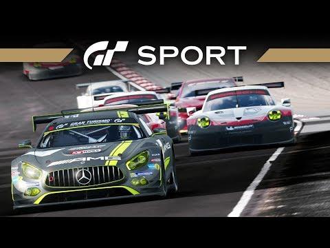 Unter Vertrag bei Mercedes – GRAN TURISMO SPORT | 4K Online Gameplay German
