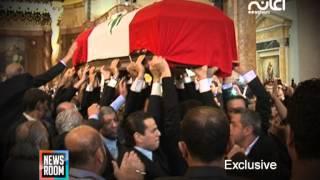 Wadih El Safi Funeral