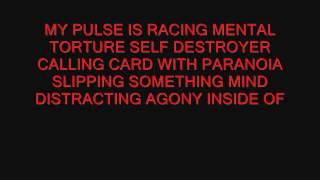 Paranoia Full Song Lyrics