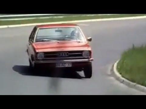 Audi 80 and Audi A4 history