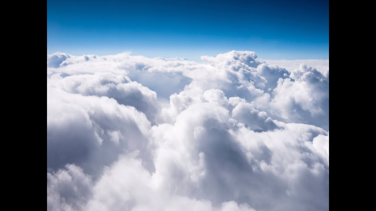X Plane 11.30 2019 flying through Clouds with X-Vision ...