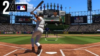 MLB 19 Road to the Show - Part 24 - NEW BATTING STANCE