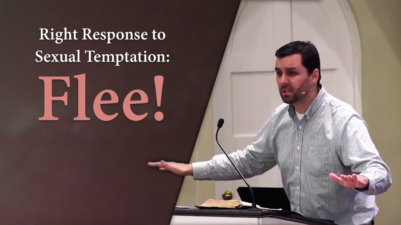how to avoid sexual temptation