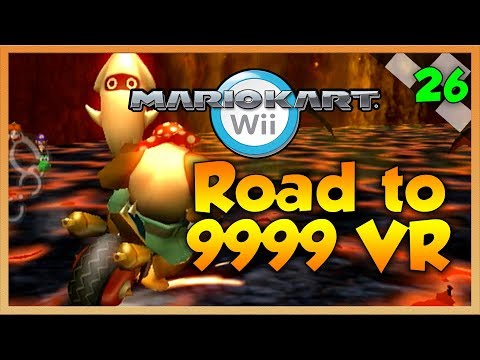 Mario Kart Wii Custom Tracks - Road to 9999 VR Episode 26 - PROPEL!