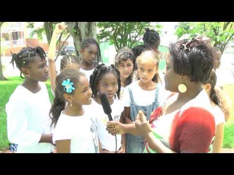New Land tv PRESENTE Rendez vous au jardin du Gosier en Guadeloupe