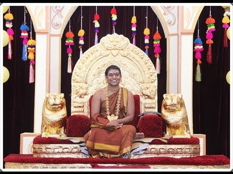 Why Vegetarianism? - Nithyananda